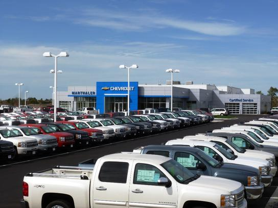 Marthaler Chevrolet of Glenwood 1