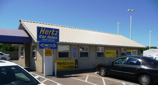 Stockton Hertz Used Car Sales