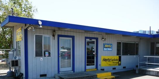 Hertz Car Sales Hayward 2