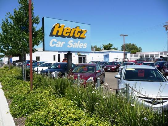 Hertz Car Sales Roseville