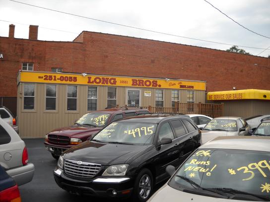 Long Brothers Car Company Inc. 2