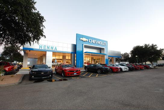 Henna Chevrolet Car Dealership In Austin Tx 78753 5249 Kelley Blue Book
