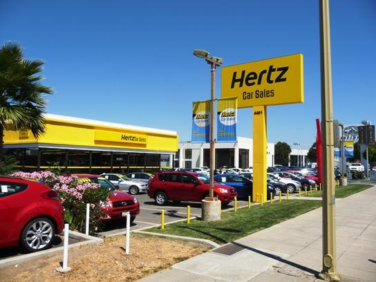 Hertz Car Sales Santa Clara