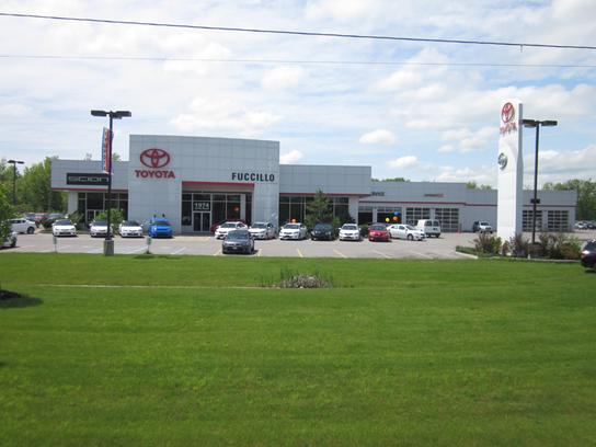Fuccillo Toyota Scion of Grand Island