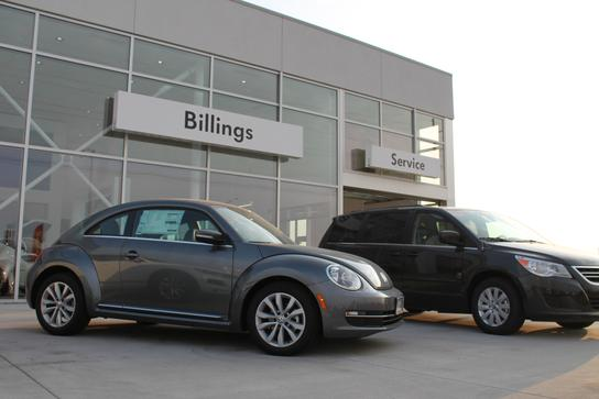 Volkswagen Billings 3