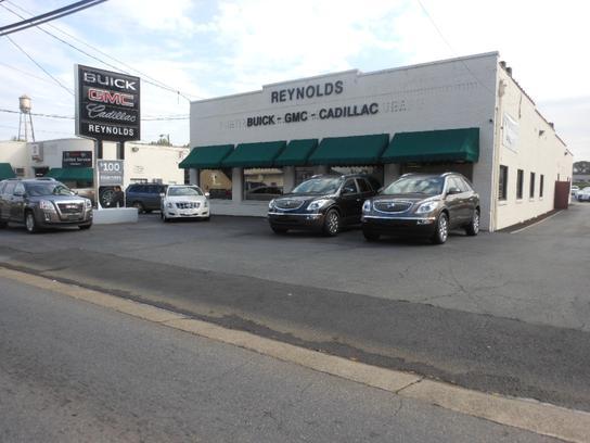 Reynolds Chevrolet Cadillac GMC Buick Subaru car ...