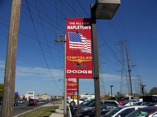 River Oaks Dodge >> Napleton S River Oaks Chrysler Jeep Dodge Car Dealership In Lansing