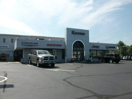 Keene Chrysler Jeep Dodge 1
