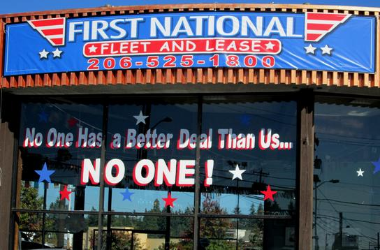First National Fleet and Lease 1