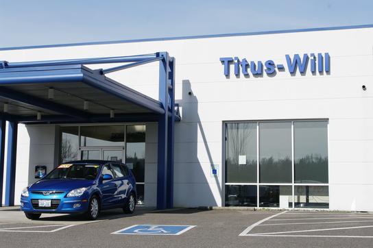 Titus Will Olympia >> Titus-Will Chevrolet Hyundai Buick GMC Cadillac car ...