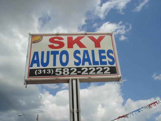 Sky Auto Sales >> Sky Auto Sales Car Dealership In Detroit Mi 48228 Kelley