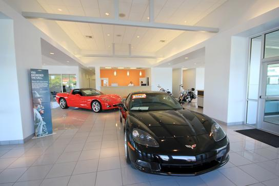Titus Will Chevrolet Of Parkland Car Dealership In Tacoma