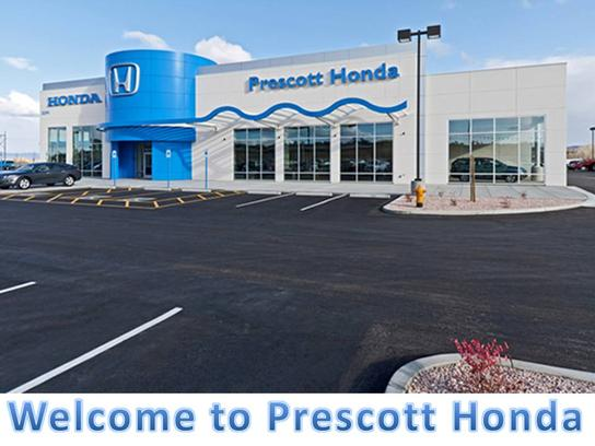 Honda Dealership Az >> Prescott Honda Car Dealership In Prescott Az 86301 Kelley Blue Book