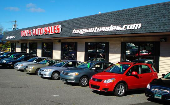 Car Dealerships In Ct >> Tony's Auto Sales car dealership in Waterbury, CT 06706 | Kelley Blue Book