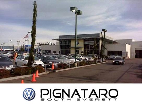 Pignataro Volkswagen car dealership in Everett, WA 98204   Kelley Blue Book