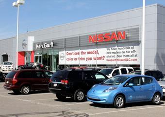 Ken Garff Nissan Of Salt Lake Car Dealership In Salt Lake City, UT 84101 |  Kelley Blue Book