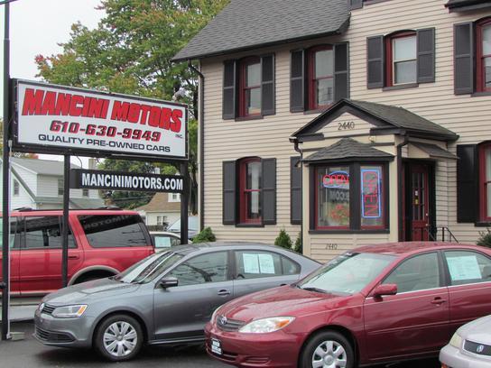 mancini motors car dealership in norristown pa 19403 kelley blue book mancini motors car dealership in