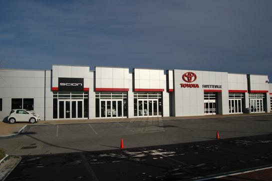 Exceptional Fayetteville Auto Park   Toyota