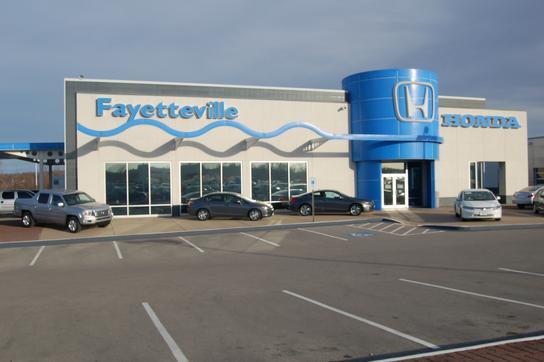 Fayetteville Auto Park Honda