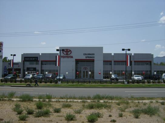 Larry H. Miller Toyota of Colorado Springs 1