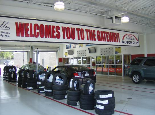 Colorado Springs Toyota >> Larry H Miller Toyota Of Colorado Springs Car Dealership In