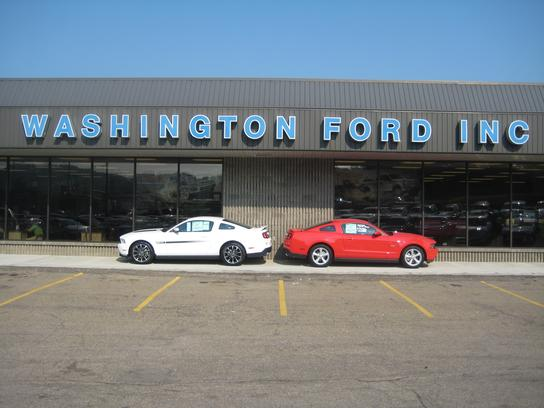 Washington Ford 3