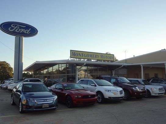 Montgomery Motors Ford Lincoln