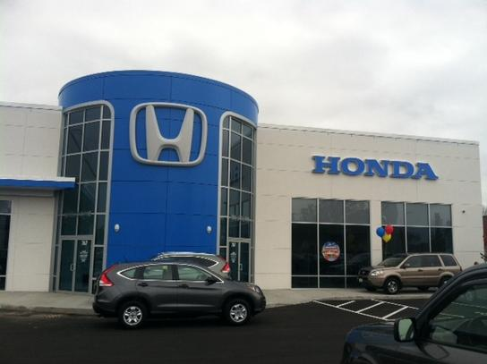 Curry Honda of Chicopee 2