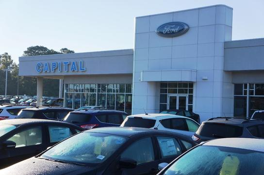 Capital Ford Lincoln Wilmington 1