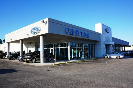Capital Ford Lincoln Wilmington