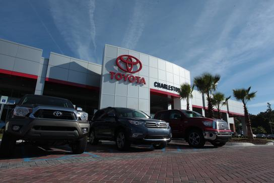 Fred Anderson Toyota Of Charleston On Savannah Hwy