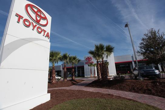 Superior Fred Anderson Toyota Of Charleston On Savannah Hwy 1 ...