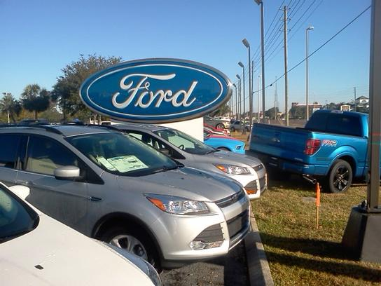 Ford of Port Richey 1