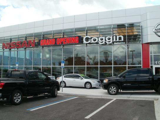 Coggin Nissan on Atlantic