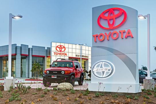 DCH Toyota of Torrance 1