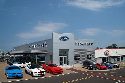 McCafferty Ford Kia of Langhorne
