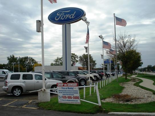 Willowbrook Ford Inc Car Dealership In Willowbrook Il