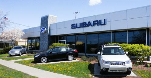 Schlossmann Subaru City of Milwaukee