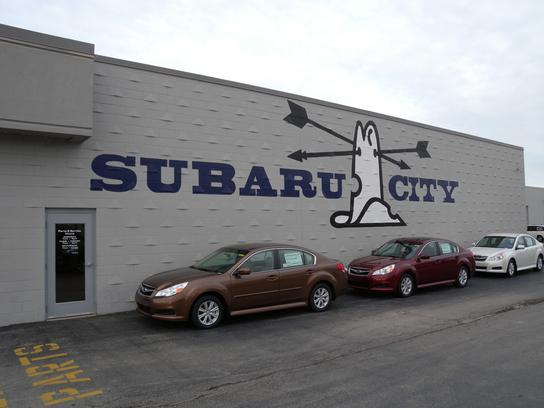 Schlossmann Subaru City of Milwaukee 2