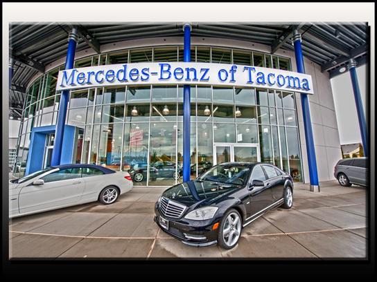 Mercedes Benz Of Tacoma