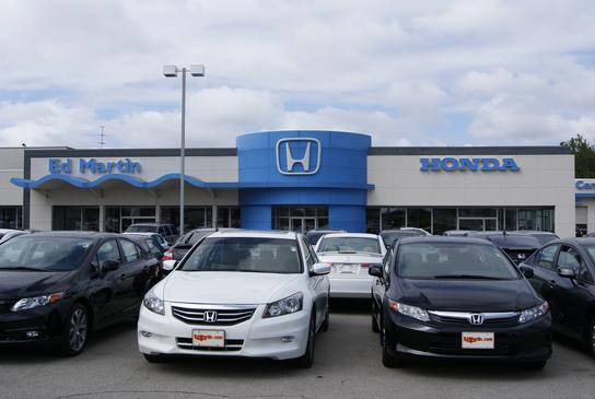 Honda Dealership Indianapolis >> Ed Martin Honda Car Dealership In Indianapolis In 46219 Kelley