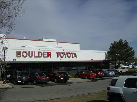 Larry H. Miller Toyota Boulder 1 ...