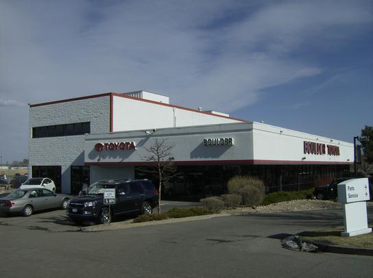 Great Larry H. Miller Toyota Boulder Car Dealership In Boulder, CO 80301 | Kelley  Blue Book
