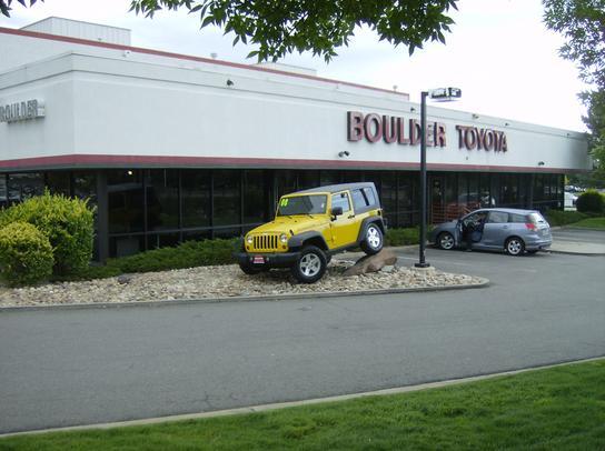Larry H. Miller Toyota Boulder Car Dealership In Boulder, CO 80301 | Kelley  Blue Book