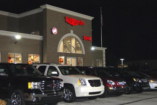 Ed Martin Buick GMC car dealership in Carmel, IN 46032-7925 ...