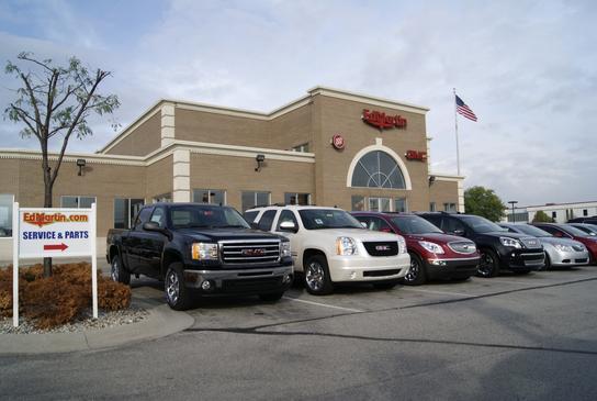 Ed Martin Gmc >> Ed Martin Buick Gmc Car Dealership In Carmel In 46032 7925