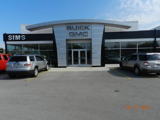 Sims Buick GMC Nissan Car Dealership In Warren OH Kelley - Ohio buick dealers