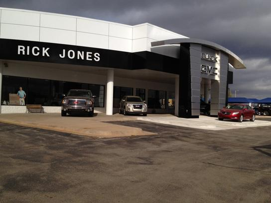 Rick Jones Buick GMC Inc
