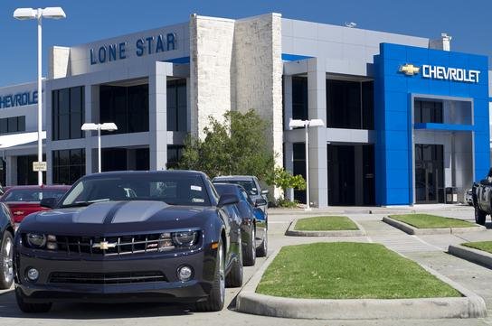 Lone Star Chevrolet Car Dealership In Houston Tx 77065