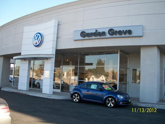 Volkswagen of Garden Grove car dealership in Garden Grove, CA 92843